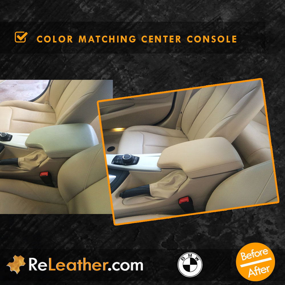 Color Matching Leather Steering Wheel - BMW