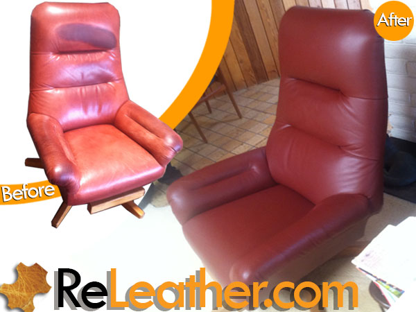 Leather Restoration And Dyeing San Diego Leather Cleaner