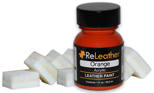 The Best Leather Paint Acrylic Based